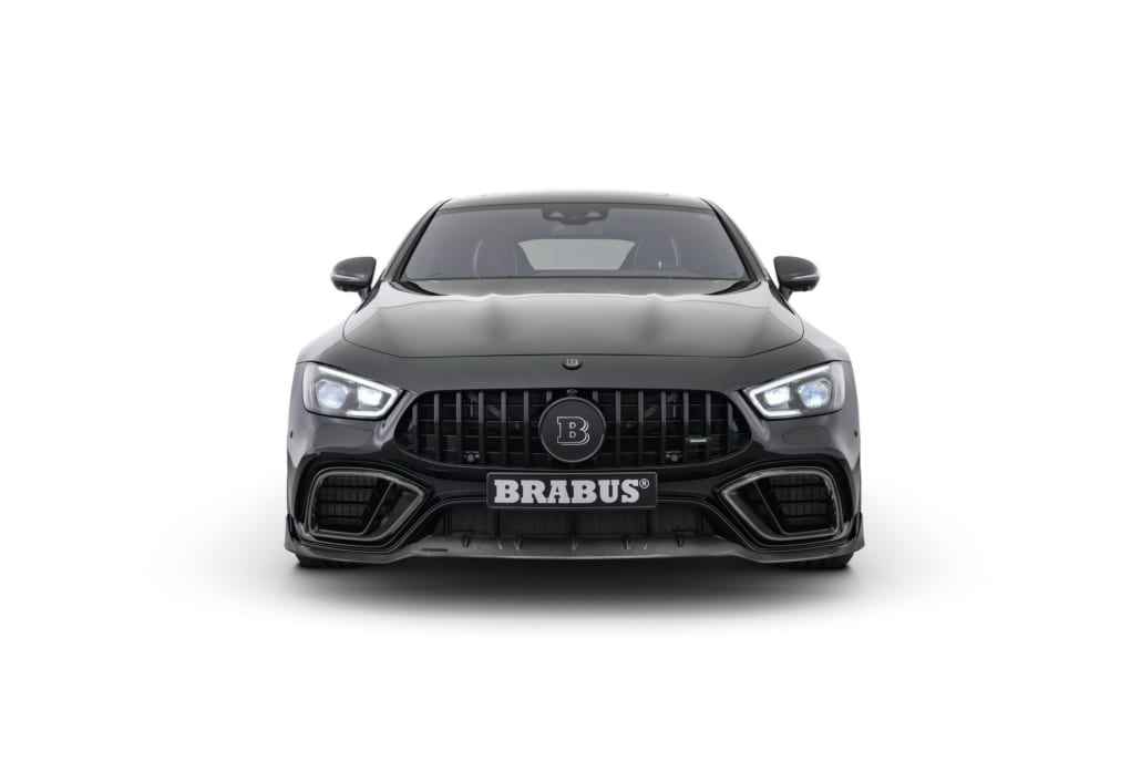 BRABUS 800 – Mercedes-AMG GT 63 S 4MATIC+ 1