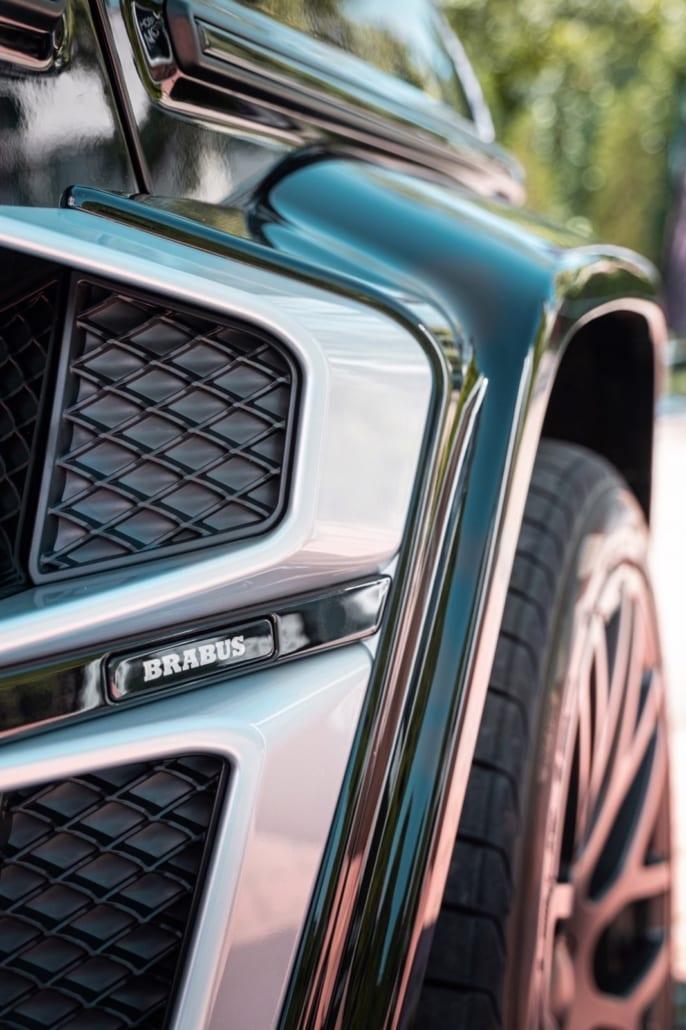 VH Import a Hošek Motor představují BRABUS Widestar